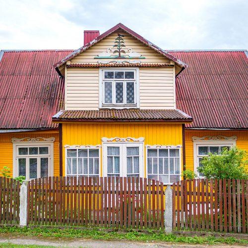 Pasienio su Baltarusija rajonų kasdienybė  © Evaldo Šemioto nuotr.