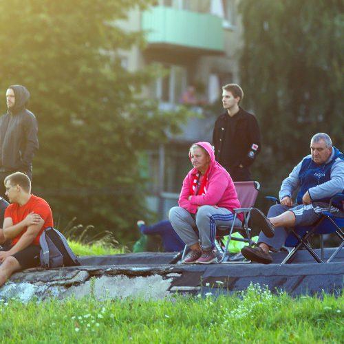 """A lyga: """"Kauno Žalgiris"""" – """"Sūduva"""" 3:3  © Evaldo Šemioto nuotr."""