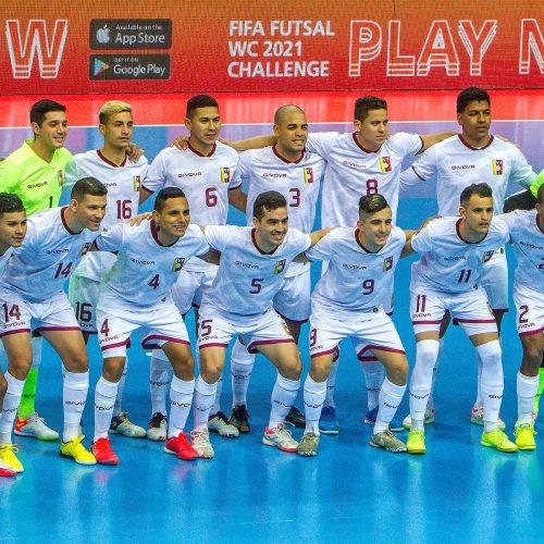 Kosta Rika – Venesuela 0:1 | Futsalo PČ  © Evaldo Šemioto nuotr.