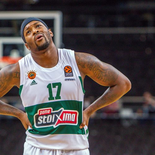 """Were Back"" turnyras: ""Alba"" – ""Panathinaikos"" 102:110"