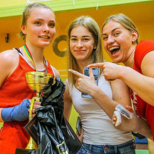 V.Buikos atminimo bokso turnyro pusfinaliai