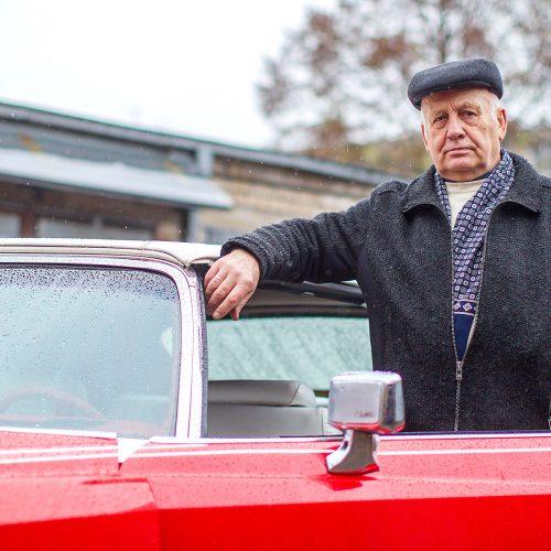 "V. Gineika ir jo ""Cadillac"" automobiliai"