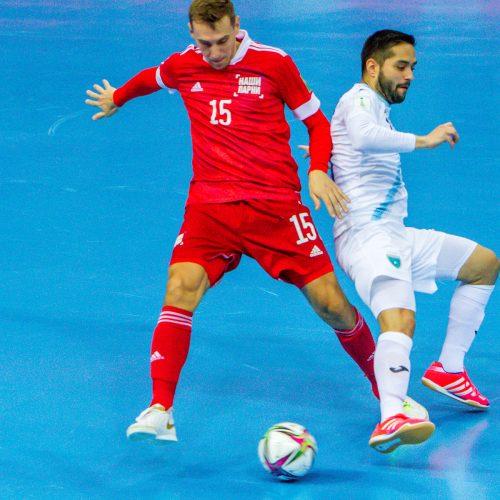 Gvatemala – RFS 1:4 | Futsalo PČ  © Evaldo Šemioto nuotr.