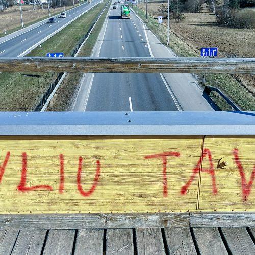 Karantinas Kaune. 8-oji diena  © Evaldo Šemioto nuotr.