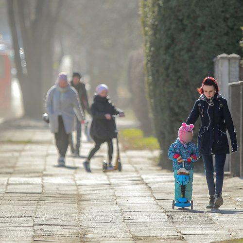Karantinas Kaune. 9-oji diena  © Evaldo Šemioto nuotr.