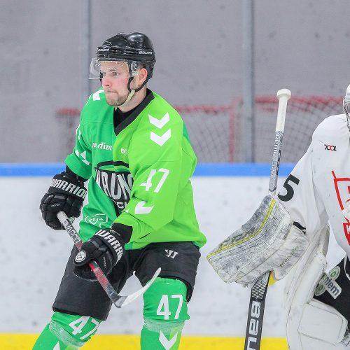"""L.ritulys: """"Kaunas Hockey"""" – """"Hockey Punks"""" 4:2  © Evaldo Šemioto nuotr."""
