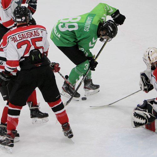 """LLRČ: """"Kaunas Hockey"""" – """"EH-Klaipėda"""" 6:3  © Evaldo Šemioto nuotr."""
