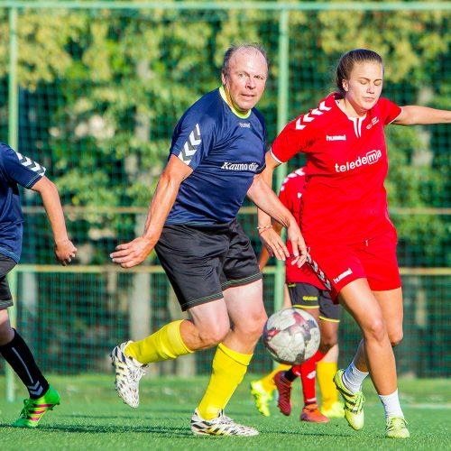 LSU rektorės taurės futbolo turnyras