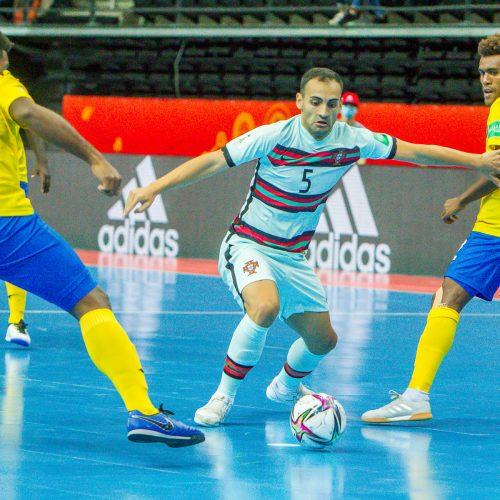 Saliamono salos – Portugalija 0:7 | Futsalo PČ  © Evaldo Šemioto nuotr.
