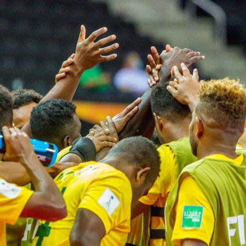 Saliamono salos – Portugalija 0:7 | Futsalo PČ