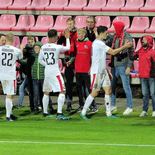 """LFF taurės pusfinalis: """"Sūduva"""" – """"Žalgiris"""" 4:2  © Evaldo Šemioto nuotr."""