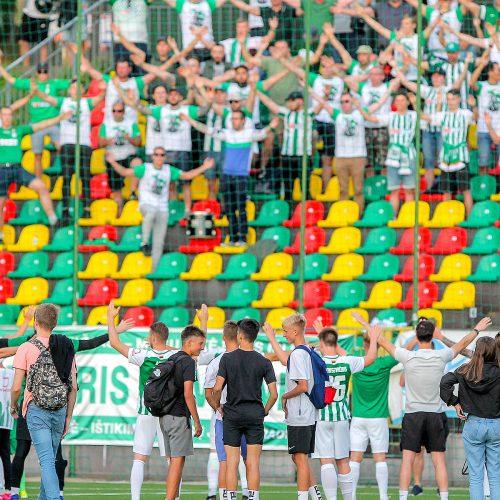 """A lyga: Vilniaus """"Žalgiris"""" – """"Kauno Žalgiris"""" 3:1  © Evaldo Šemioto nuotr."""