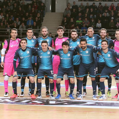 """Futsalas. """"Vytis"""" – """"Inter"""" 2:4  © Evaldo Šemioto nuotr."""