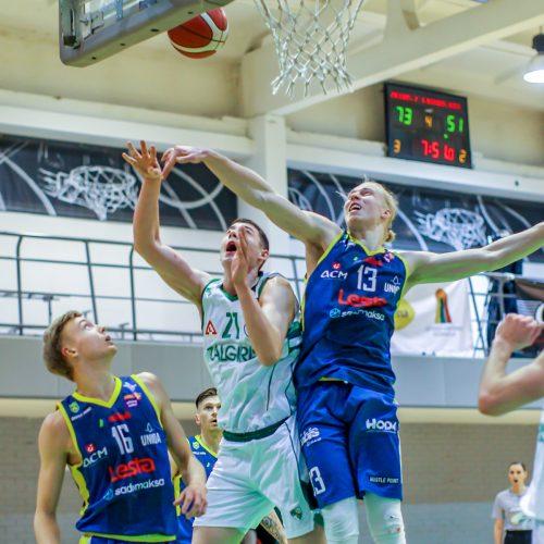 """NKL: """"Žalgiris-2"""" – """"Ežerūnas-Atletas"""" 85:71  © Evaldo Šemioto nuotr."""
