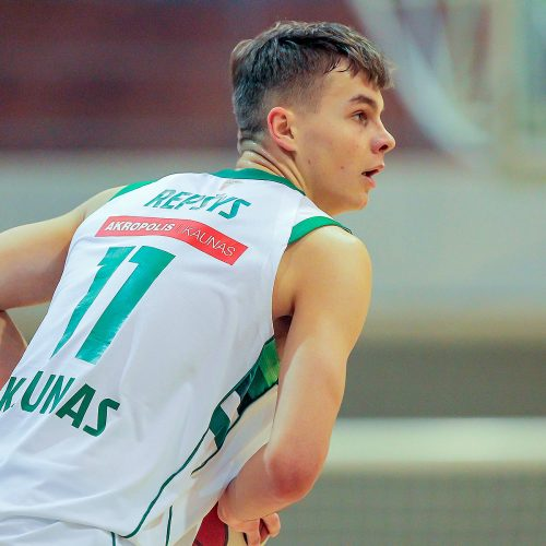 """NKL: """"Žalgiris-2"""" – """"Ereliai"""" 97:72  © Evaldo Šemioto nuotr."""