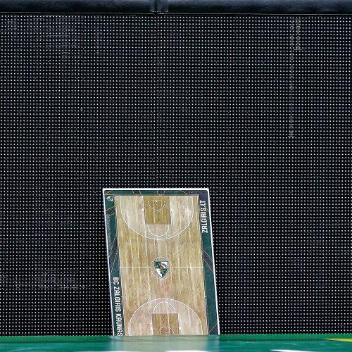 """LKL: """"Žalgiris"""" – """"Juventus"""" 97:79  © Evaldo Šemioto nuotr."""