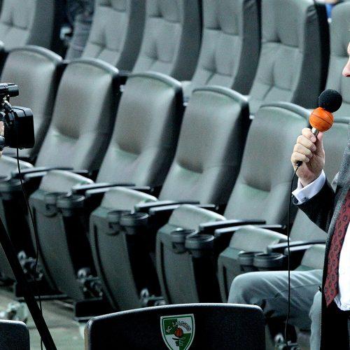"""LKL: """"Žalgiris"""" – """"Rytas"""" 95:86  © Evaldo Šemioto nuotr."""