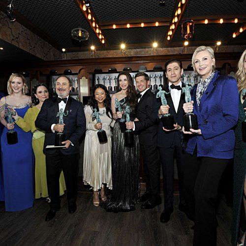 26-oji JAV Ekrano aktorių gildijos apdovanojimų ceremonija