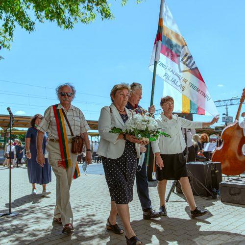 Gedulo ir vilties dienos minėjimas Kaune  © Kauno miesto savivaldybės