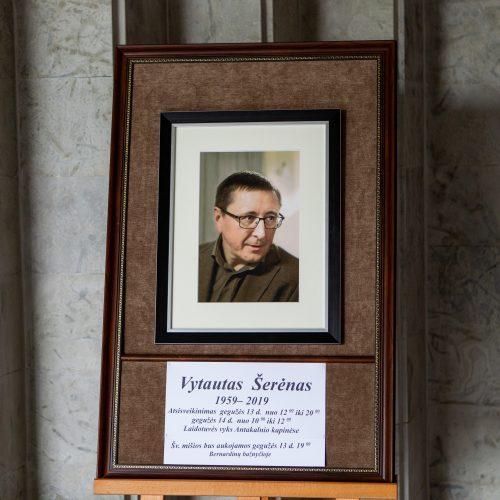 Atsisveikinimas su V. Šerėnu  © M. Morkevičiaus/ ELTOS, P. Peleckio/Fotobanko nuotr.