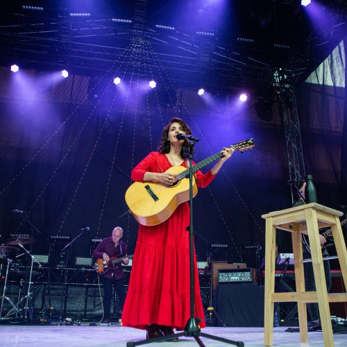 K. Melua koncertas Trakuose  © G. Skaraitienės/Fotobanko nuotr.