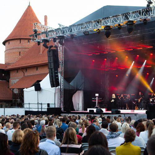 I. Jankauskaitės koncertas Trakuose  © G. Skaraitienės/Fotobanko nuotr.