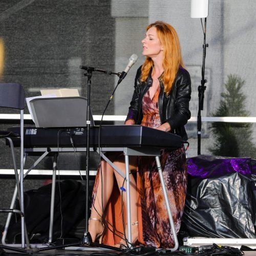R. Difarto koncertas  © T. Biliūno/Fotobanko nuotr.