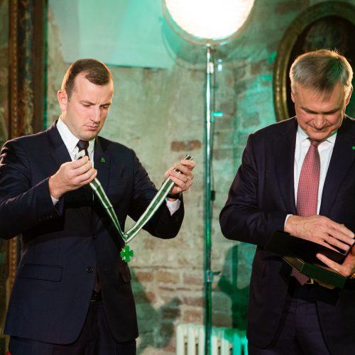 Lietuvos pramonininkų konfederacijos šventinis vakaras