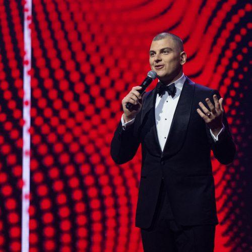 """Muzikinį projektą """"Lietuvos balsas"""" laimėjo E. Cololo  © I. Gelūno / Fotobanko, A. Leonov nuotr."""