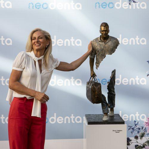 """B. Catalano kūrinio """"Alexis"""" pristatymas  © P. Peleckio / Fotobanko nuotr."""