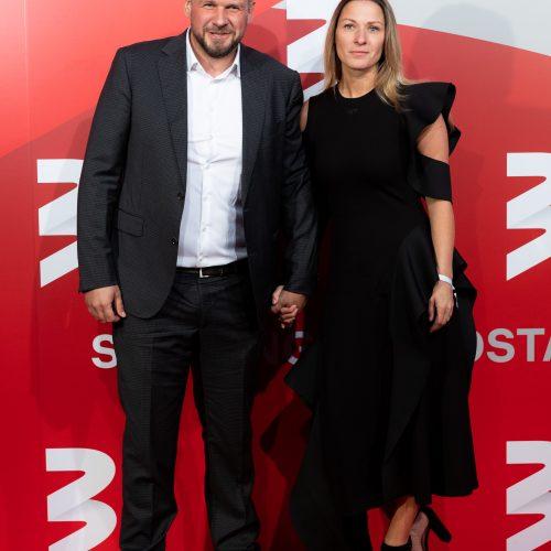 Iškilmingas naujo TV3 sezono atidarymas   © G. Skaraitienės / Fotobanko nuotr.