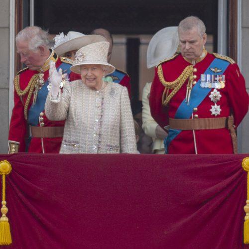 Karalienės Elizabeth II oficialusis gimtadienis