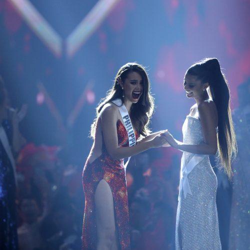 "2018-ųjų ""Mis Visata"" konkursas  © Scanpix nuotr."