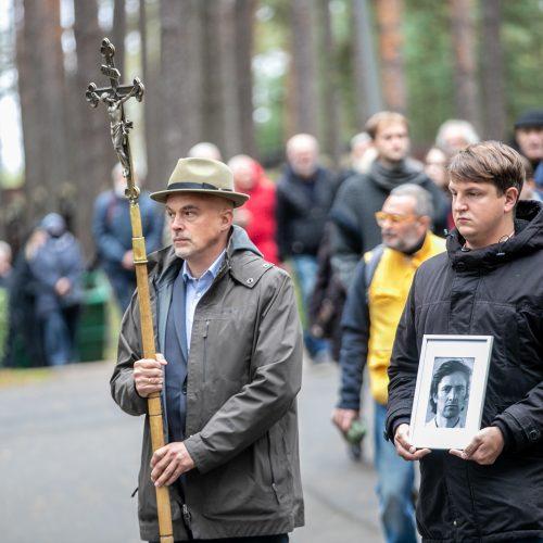 Fotomenininko R. Rakausko laidotuvės  © Justina Lasauskaitė, E. Ovčarenko / Fotobanko nuotr.