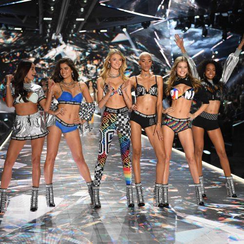 """Victoria's Secret"" šou Niujorke  © Scanpix nuotr."
