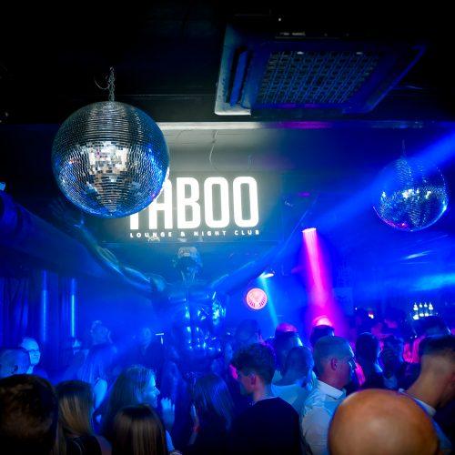 """Taboo"" klube – ypatingas ""Passion"" vakarėlis  © tomasfoto.lt nuotr."