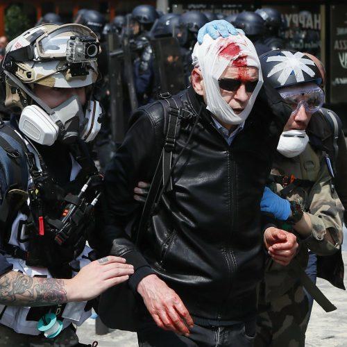 Gegužės 1-osios demonstracijos pasaulyje