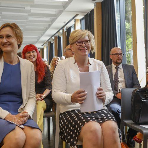 Tėvynės sąjungos-Lietuvos krikščionių demokratų partijos Tarybos posėdis   © M. Morkevičiaus / ELTOS nuotr.
