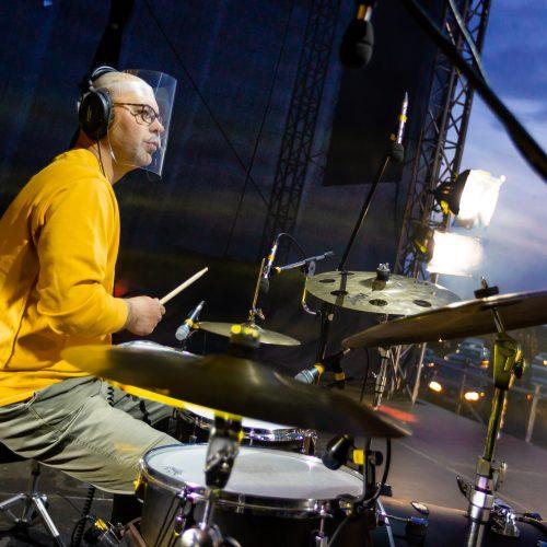 """Paluknyje startavo """"Drive in Live"""" koncertų ciklas  © Simonas Lankutis Photography nuotr."""