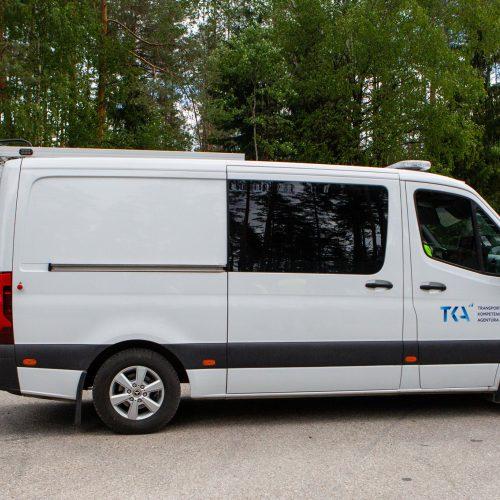 Lietuvos keliuose – mobili tyrimų laboratorija  © P. Peleckio / Fotobanko nuotr.