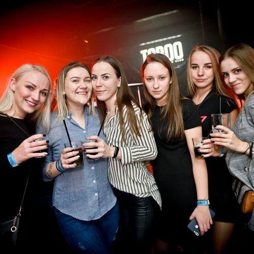 """""""Taboo"""" klubo komanda tiesiai iš Ispanijos pristatė vakarėlį """"Ibiza Grand show""""  © tomasfoto.lt nuotr."""