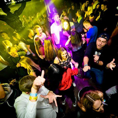 """Kauno naktinio klubo """"Taboo"""" sezonas įgavo pagreitį  © tomasfotot.lt nuotr."""