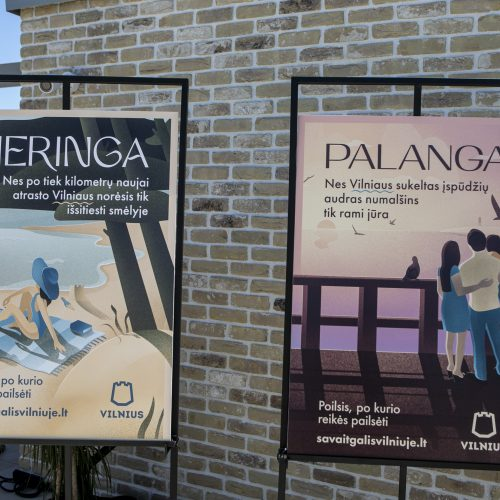 Vilniuje – turizmo skatinimo kampanijos pristatymas  © P. Peleckio / Fotobanko nuotr.