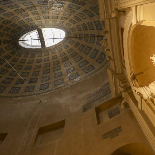 Vilniaus katedroje atveriamos 70 metų buvusios uždarytos koplyčios  © M. Morkevičiaus / ELTOS nuotr.