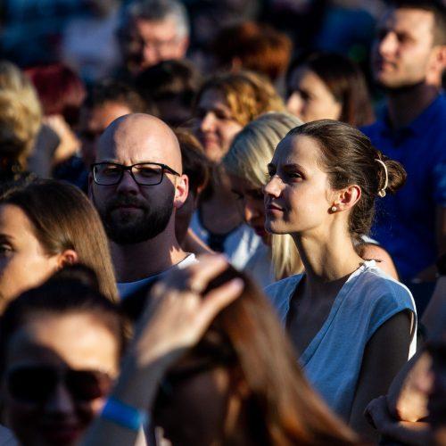 L. Adomaičio koncertas Kairėnų muzikos festivalyje  © P. Peleckio / Fotobanko nuotr.