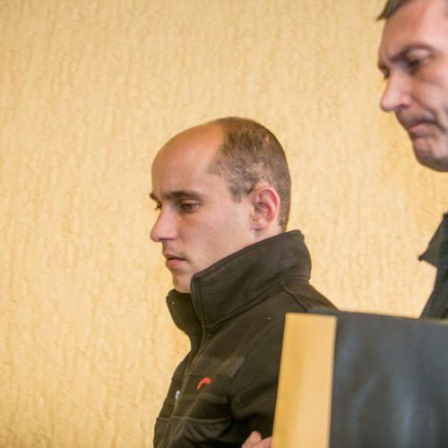 Sulaikytas įtariamasis, nužudęs moterį ir jos lavoną įmetęs į Nemuną  © Vilmanto Raupelio nuotr.