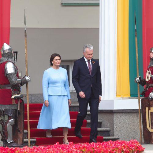 Karaliaus Mindaugo karūnavimo diena Vilniuje