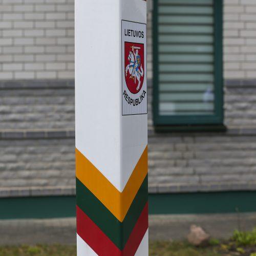 Premjerės vizitas Varėnos rajono pasienio užkardose  © M. Morkevičiaus / ELTOS nuotr.