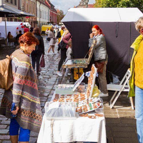 """""""Kauno mugė – Ruduo 2019""""  © Laimio Steponavičiaus nuotr."""