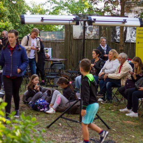 Šančių kultūros kiemas 2019  © Laimio Steponavičiaus nuotr.